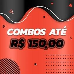 Combos até R$ 150,00