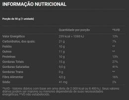protein ball ao leite