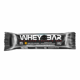 Whey Bar Low Carb (30g) black